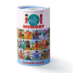 Its A Beautiful World - Memory Game