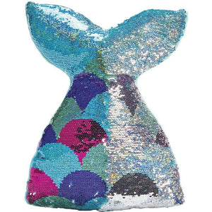 Mermazing Reversible Sequin Pillow