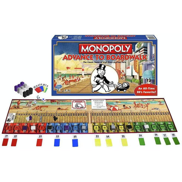 Monopoly® Advance To Boardwalk™