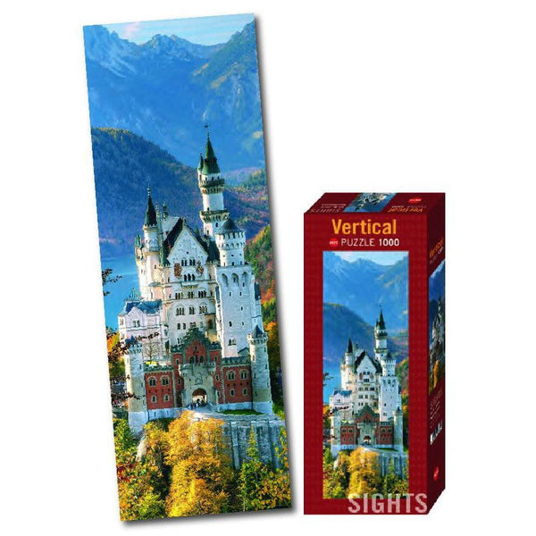 Neuschwanstein, Sights - 1000 pieces