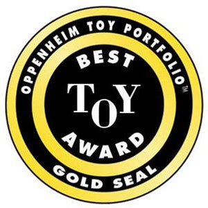 Oppenheim Toy Award Gold Seal