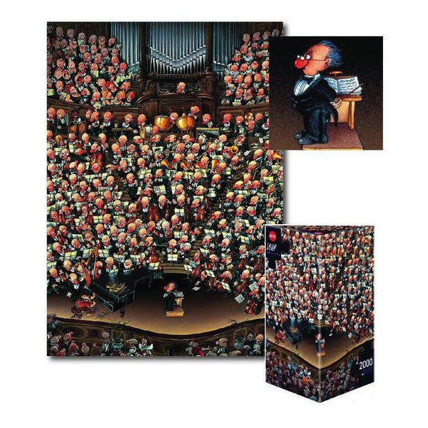 Loup, Orchestra - 2000 piece