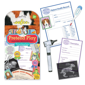 PRETEND PLAY - Veterinarian