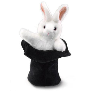 Rabbit in a Hat - Hand Puppet
