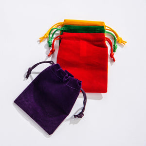 Fill-A-Pouch - Rock Treasure Bag