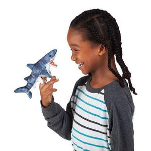 Mini Shark - Finger Puppet