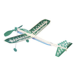 Super Hero Balsa Planes