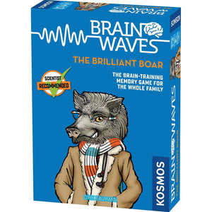 Brain Waves - The Brilliant Boar