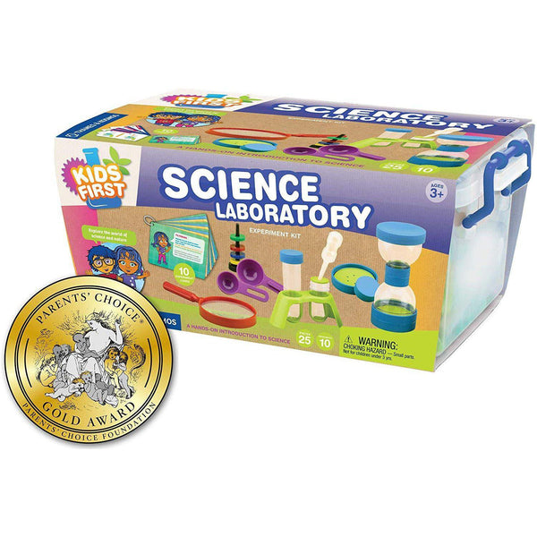 Kids First - Science Laboratory