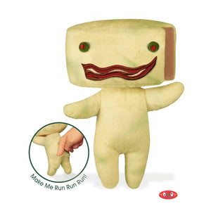 Stinky Cheese Man Soft Toy - 8-inch