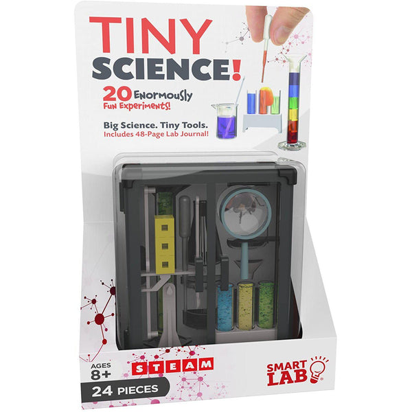 Tiny Science!