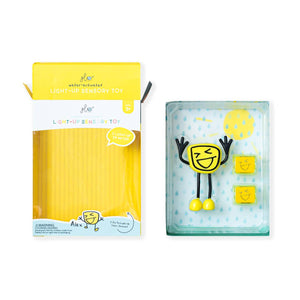 Glow Pals - Character - Alex (Yellow)