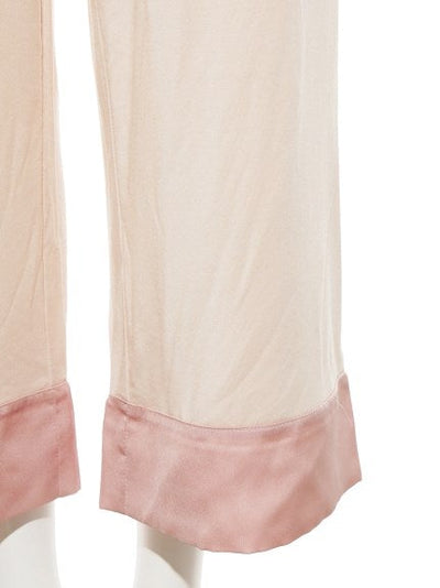 Modal Satin Long Pants(PWCP175385)