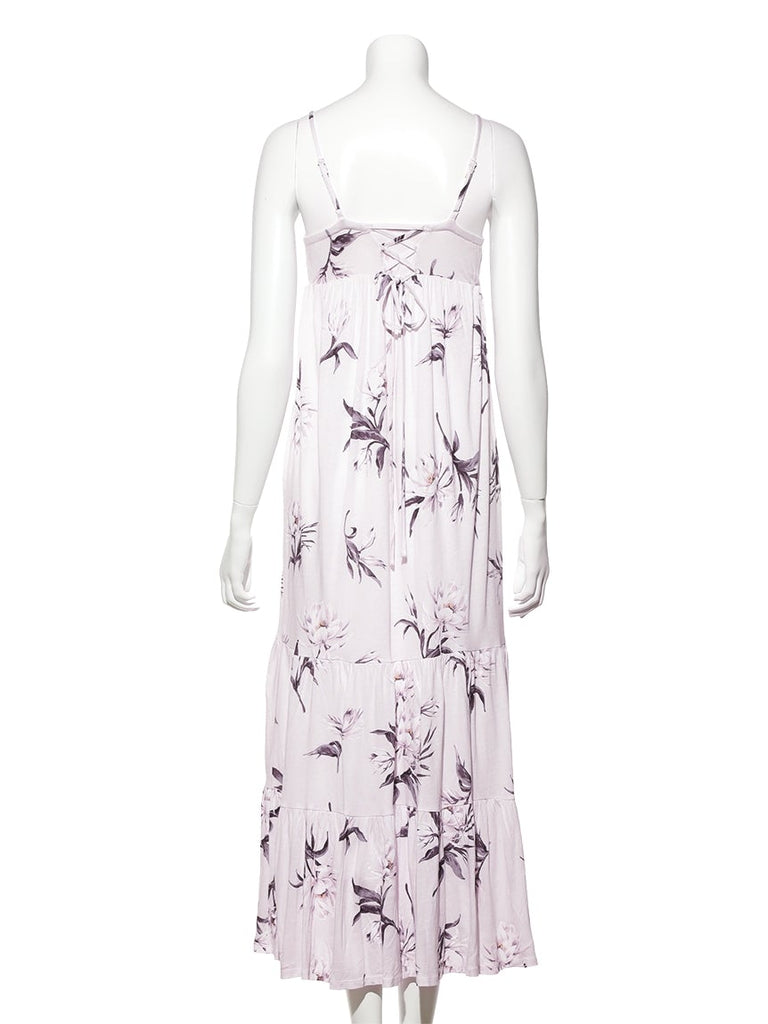 Summer Flower Long Dress (PWCO192320)