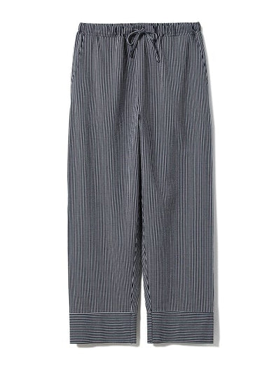 HOMME Soccer Stripe Long Pants