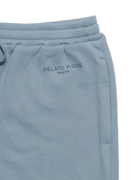 【GELATO PIQUE HOMME】Eight Lock Logo Half Pants