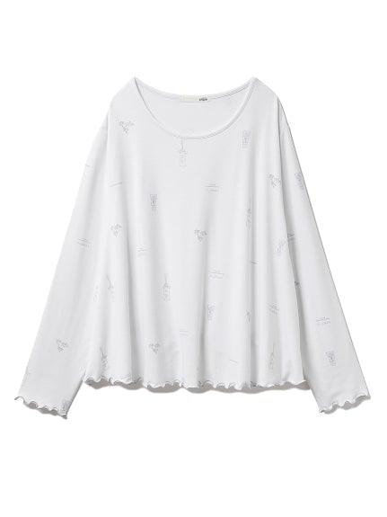 Fragrance Mothief Pullover