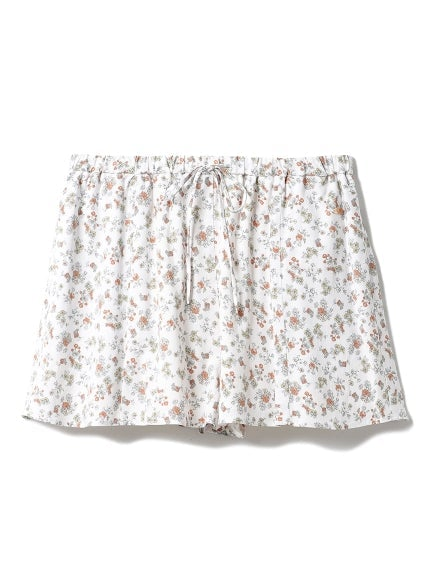 Little Flower Shorts