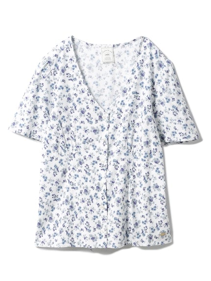 Little Flower Shirt