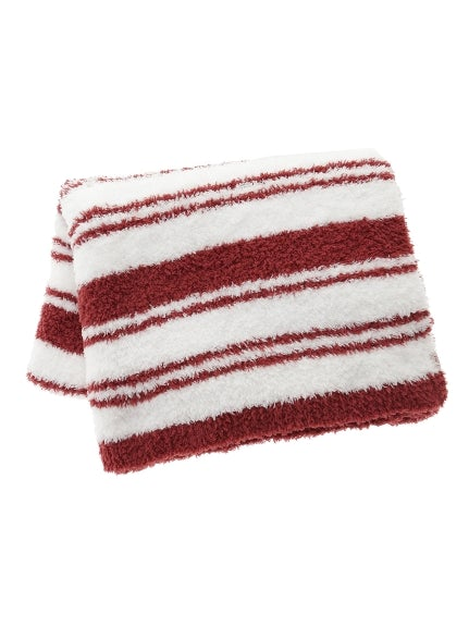 【X'mas Limited Edition】Gelato Striped Blanket (PWGG185549)
