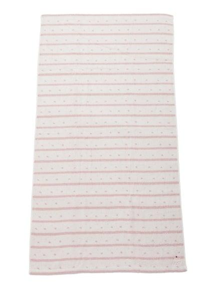 Cake Motif Bath Towel
