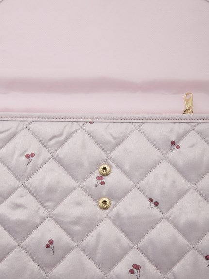 Quilting Cherry Maternity Handbook Case