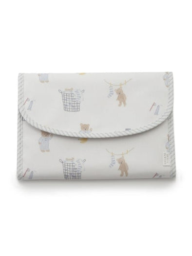 Morning Bear Maternal Handbook Pouch