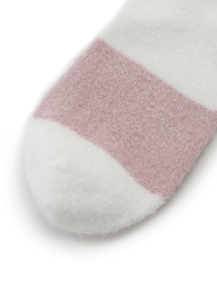 Smoothie 4-Border Socks