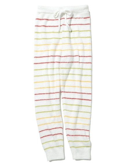 Powder Stripe Long Pants