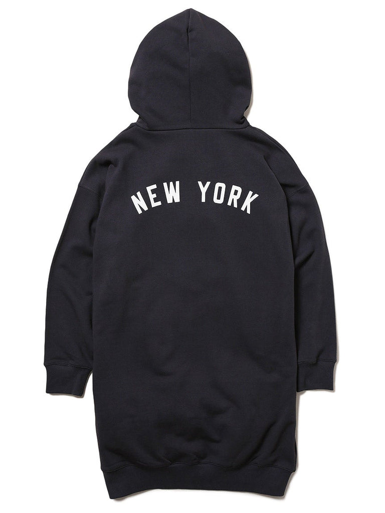 New York Logo Sweat Dress (PWCO184260)