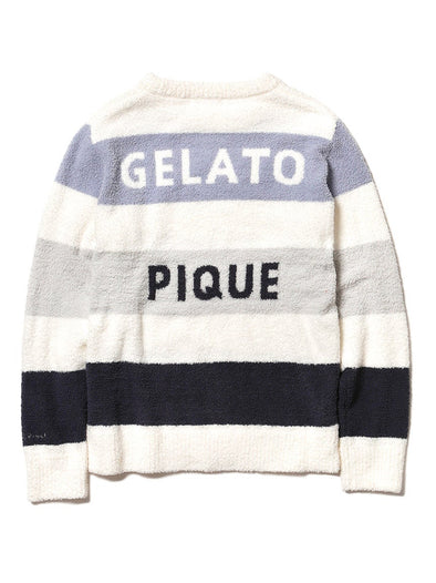 HOMME Baby Moco 4 Stripe Pullover
