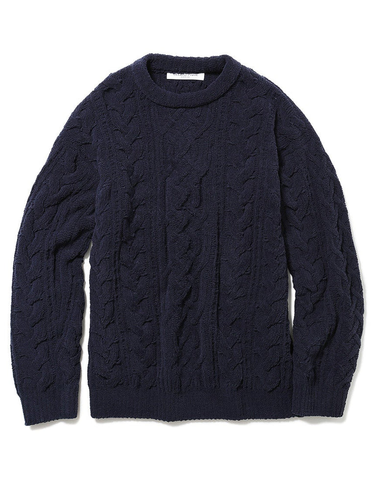 HOMME Souffle Pullover (PMNT175909)
