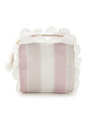 Scalloped Stripe Tissue Pouch(PWGB192622)