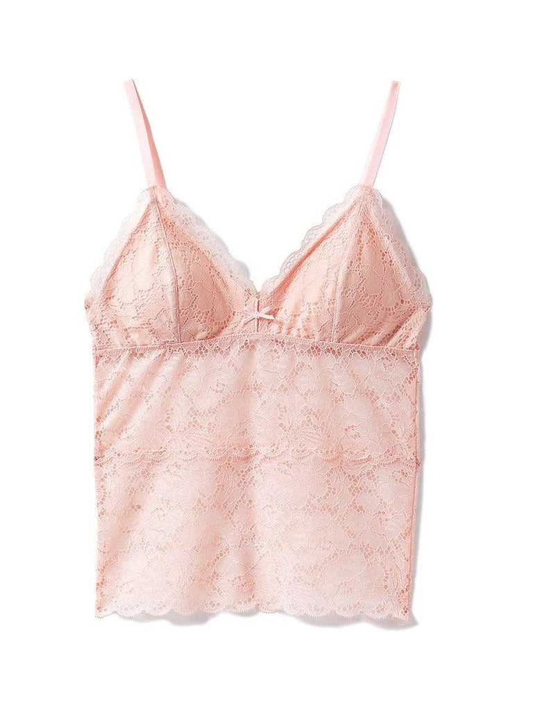 Flower Lace Camisole (PWCT185309)