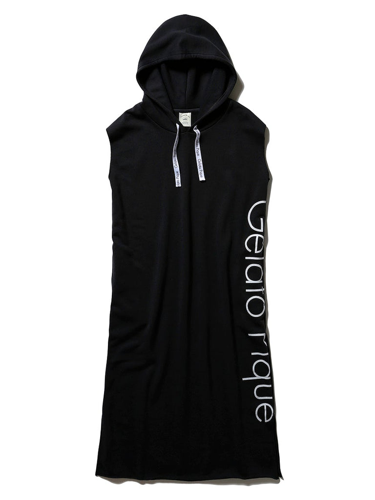 Logo Sweat Hooded Dress(PWCO192334)
