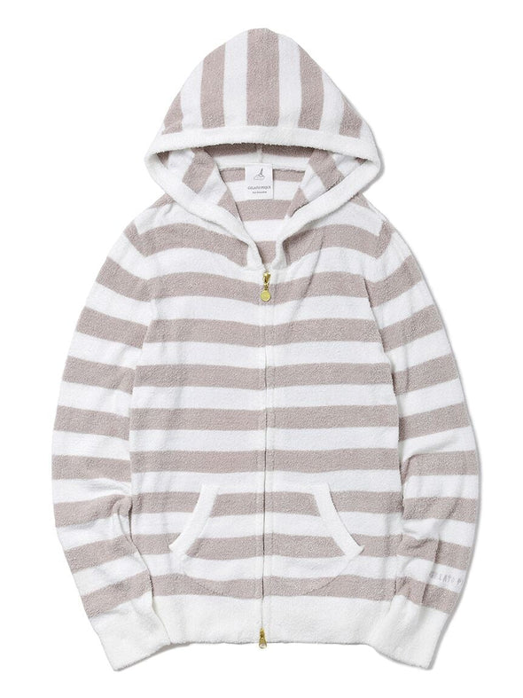 Hot Smoothie Striped Hoodie (PWNT185013)