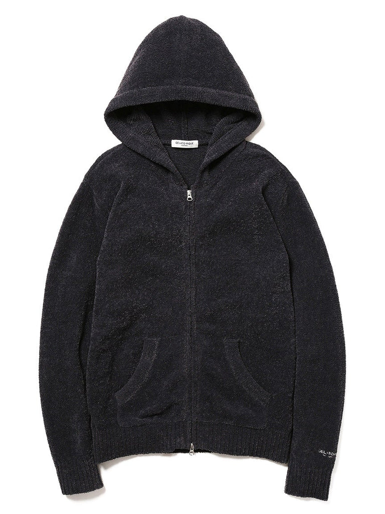 HOMME DRY MIX Mole Hoodie (PMNT184911)