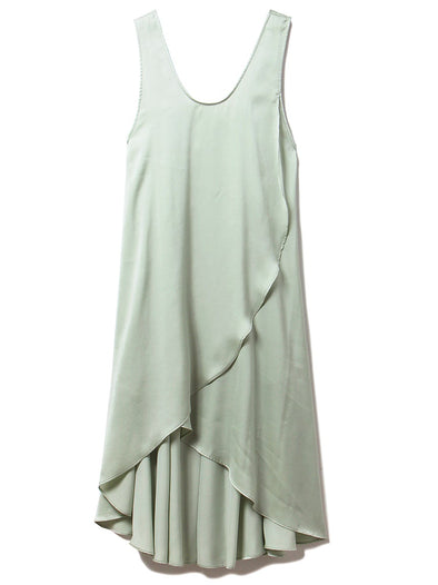Summer Satin Dress