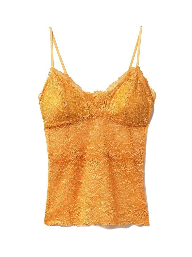 Flower Lace Camisole (PWCT192357)