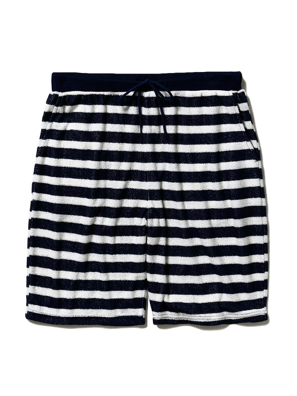 HOMME pile shorts