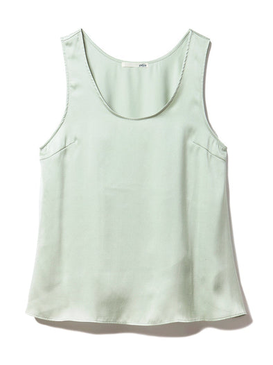 Summer Satin Tank Top
