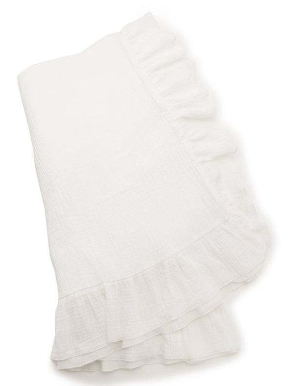 """Whipped"" Gauze Pillow Case"