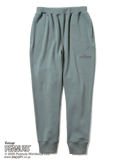 【PEANUTS】HOMME Fleece Long Pants for MEN