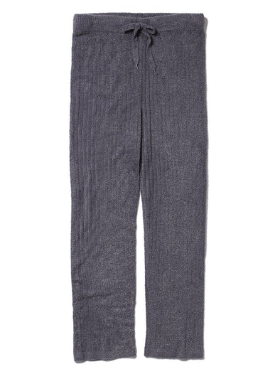 HOMME Hot Smoothie Ribbed Pants