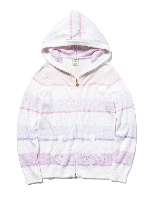 Smoothie' Colorful Border Hoodie