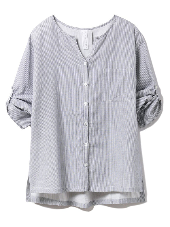 Hot Spring Double Gauze Pullover