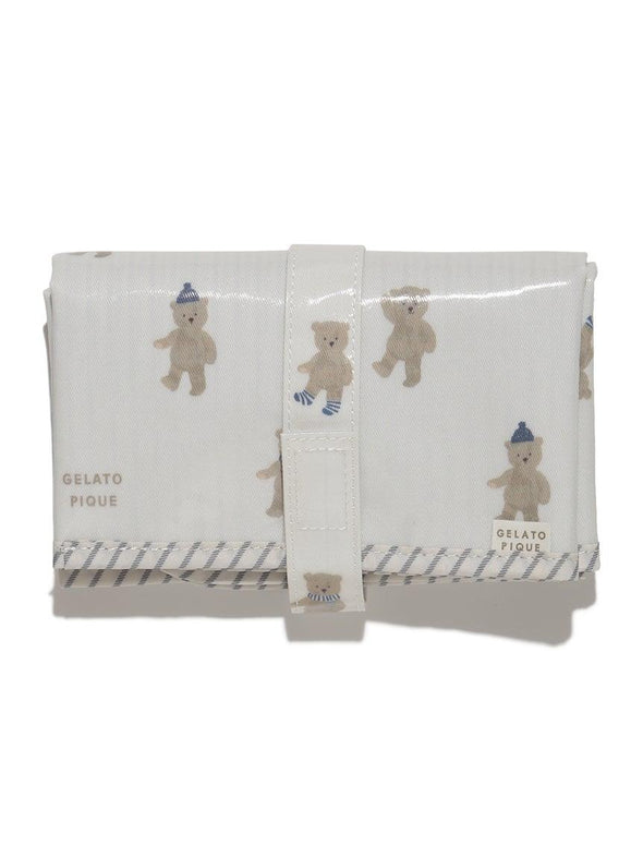 Bear Diaper Sheet