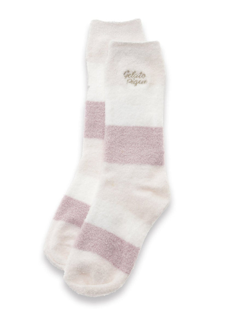 Hot Smoothie 3 Color Socks (PWGS185517)