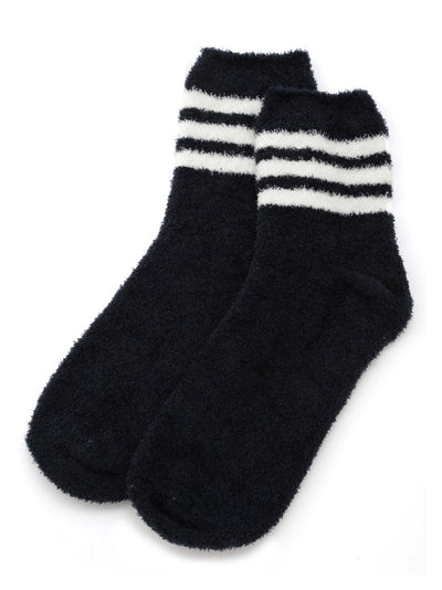 HOMME Smoothie Border Socks (PMGS175942)