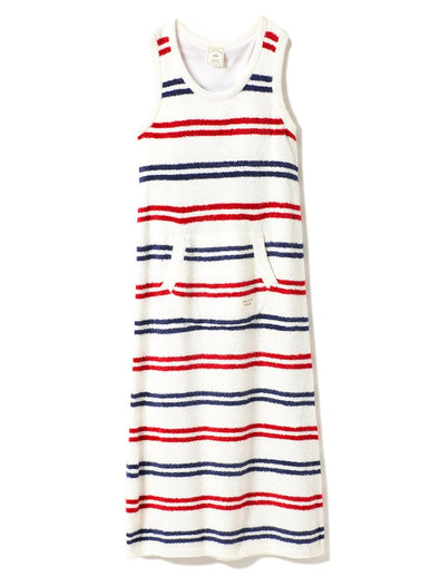 Smoothie Marine Stripe Dress